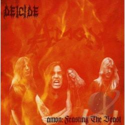 Deicide - Amon: Feasting The Beast CD Cover Art