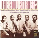 Soul Stirrers - Jesus Gave Me Water CD Cover Art