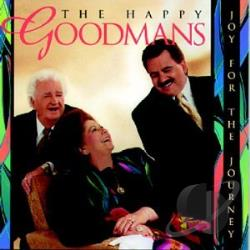 Happy Goodmans - Joy For The Journey CD Cover Art