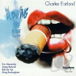 Earland, Charles - Blowing the Blues Away CD Cover Art