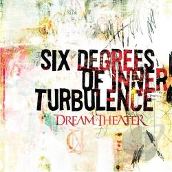 Dream Theater - Six Degrees of Inner Turbulence CD Cover Art