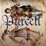 Aam / Hogwood / Kirkby / Nelson / Purcell - Purcell: Theatre Music CD Cover Art