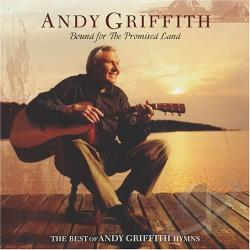 Griffith, Andy - Bound for the Promised Land CD Cover Art