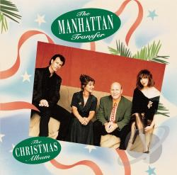 Manhattan Transfer - Christmas Album CD Cover Art
