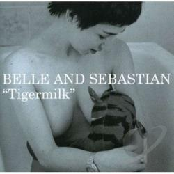 Belle & Sebastian - Tiger Milk CD Cover Art