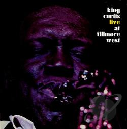Curtis, King - Live at Fillmore West CD Cover Art