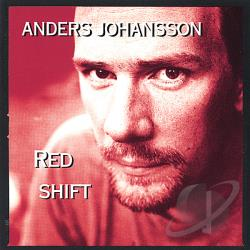 Johansson, Anders - Red Shift CD Cover Art