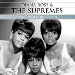 Ross, Diana & The Su - Silver Spectrum Collection CD Cover Art