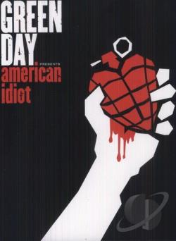 Green Day - American Idiot LP Cover Art