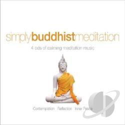 Simply Buddhist Meditation - Simply Buddhist Meditation CD Cover Art
