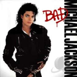 Jackson, Michael - Bad LP Cover Art