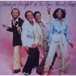 Knight, Gladys & The Pips - About Love CD Cover Art