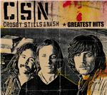Crosby, Stills, and Nash - Greatest Hits DB Cover Art