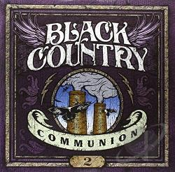 Black Country Communion - Black Country Communion 2 LP Cover Art