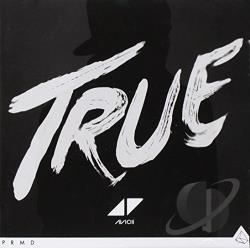 Avicii - True CD Cover Art