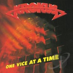 Krokus - One Vice at a Time CD Cover Art