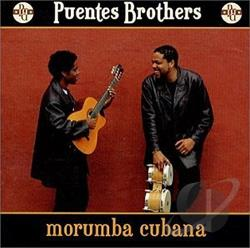 Puentes Brothers - Morumba Cubana CD Cover Art