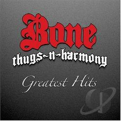 Bone Thugs-N-Harmony - Greatest Hits CD Cover Art
