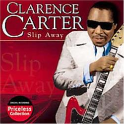 Carter, Clarence - Slip Away CD Cover Art