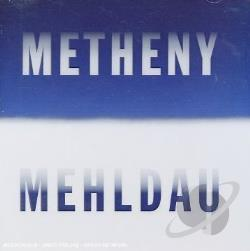 Metheny, Pat - Metheny Mehldau CD Cover Art