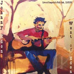 Eden, Johnny - West Of Eden CD Cover Art