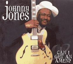 Jones, Johnny - Can I Get an Amen? CD Cover Art