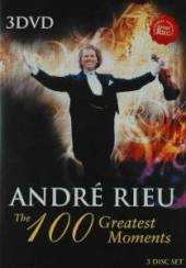 Rieu, Andre - 100 Greatest Moments DVD Cover Art
