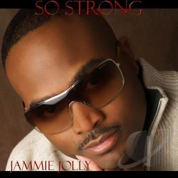 Jammie Jolly - So Strong CD Cover Art