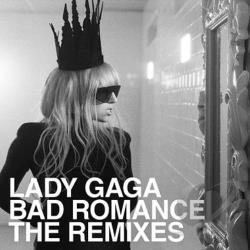 Lady Gaga - Bad Romance DS Cover Art