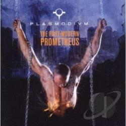 Plasmodivm - Post Modern Prometheus CD Cover Art
