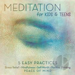 Impal, Marianne - Meditation For Kids & Teens CD Cover Art