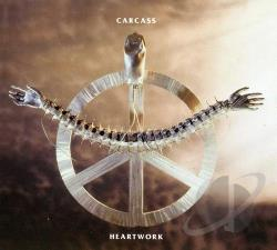 Carcass - Heartwork CD Cover Art