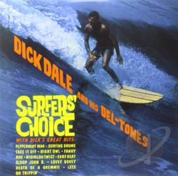 Dale, Dick - Surfers Choice LP Cover Art