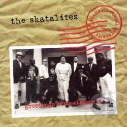 Skatalites - Greetings from Skamania CD Cover Art