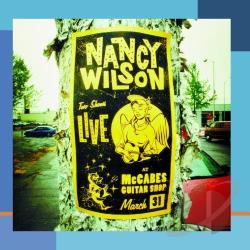 Wilson, Nancy - Live at McCabe's Guitar Shop CD Cover Art