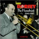 Dorsey, Tommy - Homefront 1941-1945 CD Cover Art