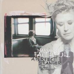 Faithfull, Marianne - Perfect Stranger: The Island Anthology CD Cover Art