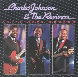 Johnson, Charles - Let's Have Church CD Cover Art