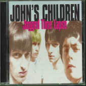 John's Children - Jagged Time Lap CD Cover Art