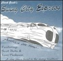 Swing City Express - Arrives On Time... CD Cover Art