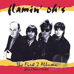 Flamin' Oh's - First Two Albums + Bonus Track CD Cover Art