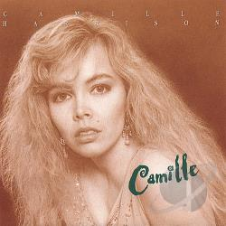 Camille - Camille Harrison CD Cover Art
