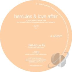 Hercules & Love Affair - Classique #2 LP Cover Art