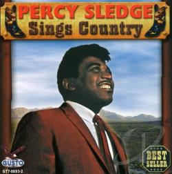 Sledge, Percy - Sings Country CD Cover Art