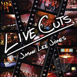 Jones, Jason Lee - Live Cuts CD Cover Art