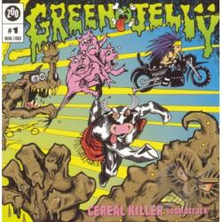 Green Jelly - Cereal Killer Soundtrack CD Cover Art