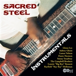 Sacred Steel Instrumentals DB Cover Art