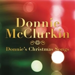 Mcclurkin, Donnie - Donnie's Christmas Songs DB Cover Art