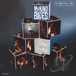 Cooke, Sam - My Kind Of Blues CD Cover Art