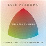 Perdomo, Luis - Universal Mind CD Cover Art